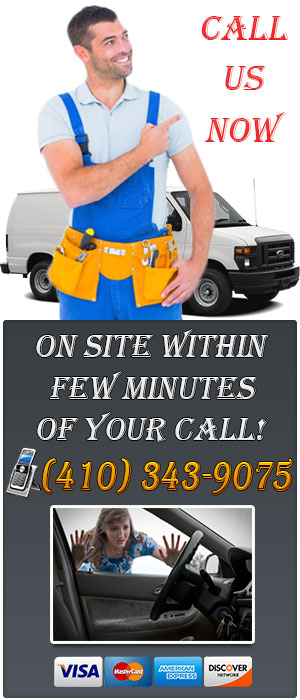 Lockout Service Baltimore
